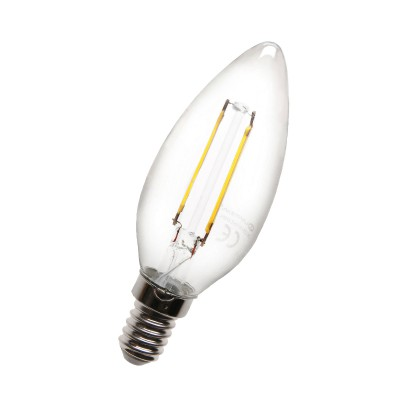 FILAMENT LED C35 CAN E14