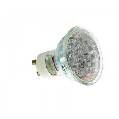 Żarówka LED GU10 ŻÓŁTA 1,2W
