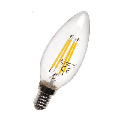 Żarówka LED FILAMENT C35...