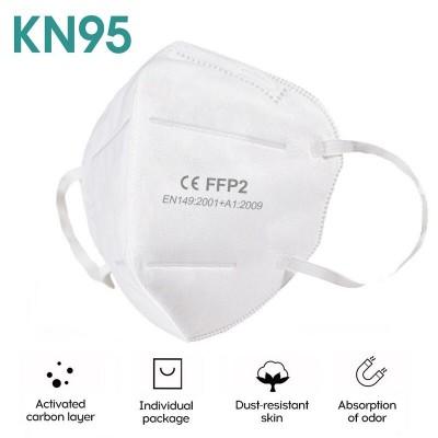Maska ochronna KN95 FFP2