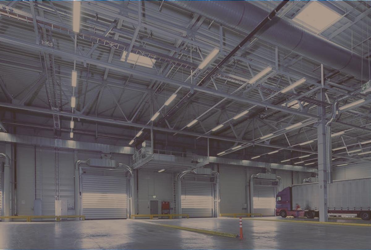 Przykłady modernizacji oświetlenia na hali